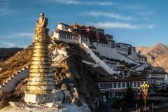 西藏;一篇简单的游记,写给有缘的人看-318川藏线拼车成都到拉萨