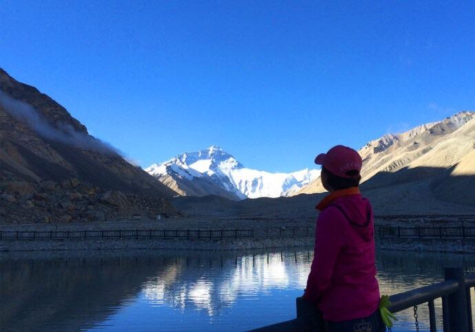 【西藏】走进珠峰大本营