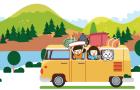 樱花季特惠  日本SUNQ PASS九州巴士周游券3/4日(现票包邮/无限次乘坐/自由行必备)