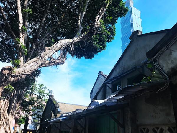 心里的臺北城