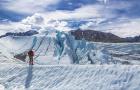 阿拉斯加冰川徒步,亲自踏足这片外太空的幽蓝空间_图9