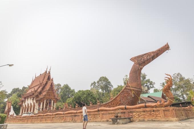 非著名景點打卡偏執狂的自我救贖 — 泰國伊森地區行記 60