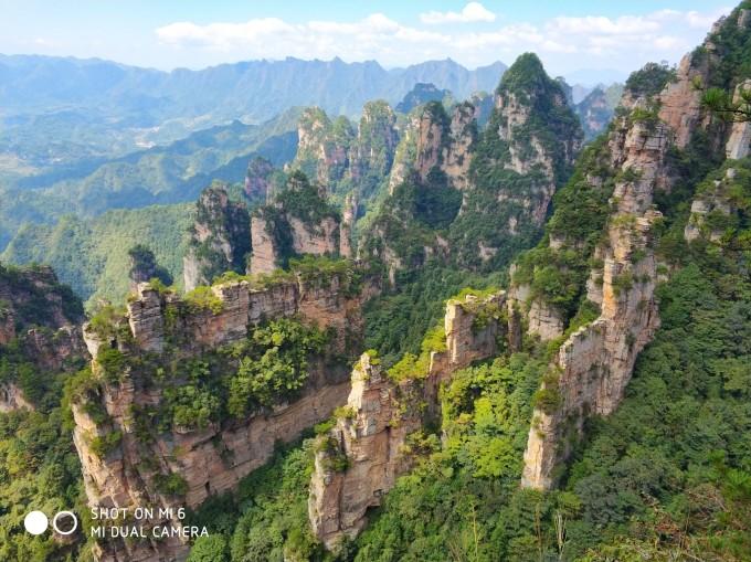 china zhangjiajie yangjiajie tour