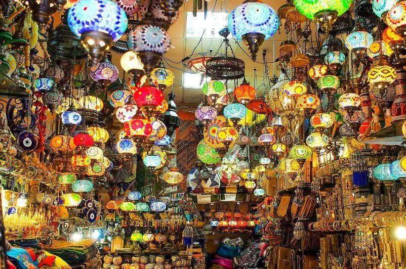 絲綢市場遺址