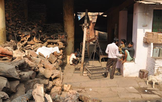 第三眼印度:我深深地迷上了瓦拉纳西