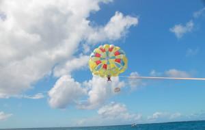 塞班岛娱乐-拖曳伞