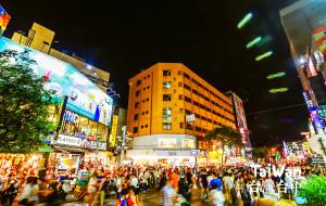 台湾美食-逢甲夜市