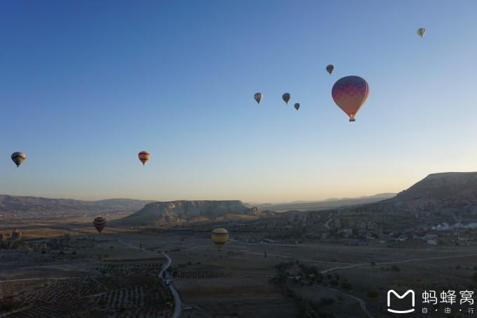 蓝蓝天空高挂我的梦 土耳其顺时针10天图片